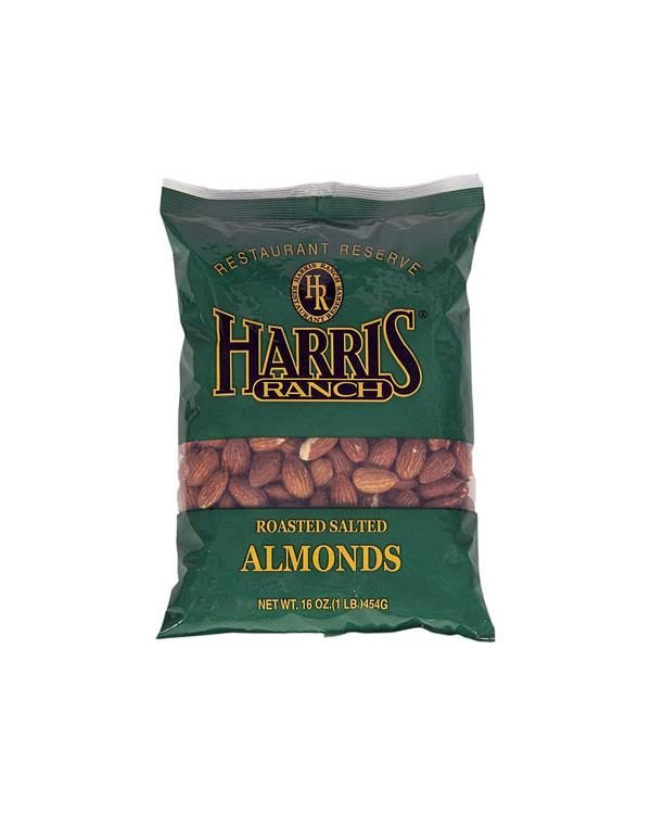 Harris Ranch Roasted Salted Almonds