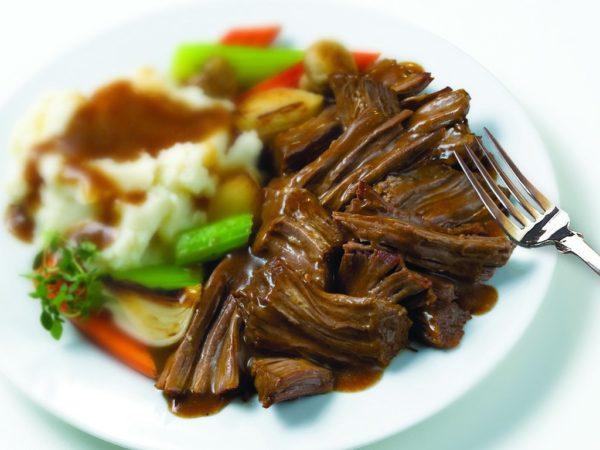Homestyle Beef Potroast