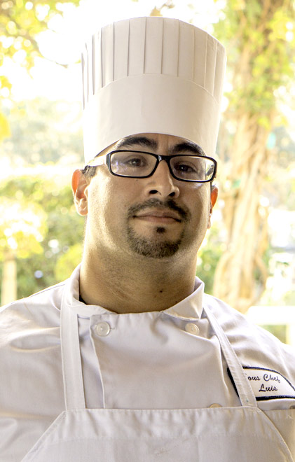 Sous Chef Luis at Harris Ranch