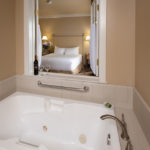 Jacuzzi Tub in Triple Crown Executive Suite