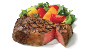 Memorial Day Beef Promotion Ribeye Steaks to go! @ Harris Ranch Inn & Restaurant