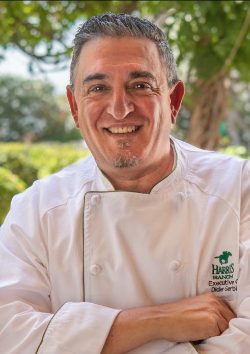 Chef Didier head shot