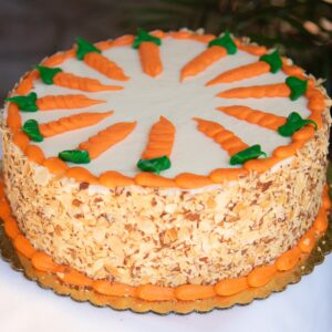 10 inch Carrot Cake