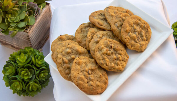 Dozen Chocolate Chip with Nuts Cookies