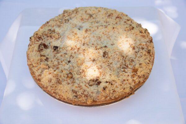 Apple Strussel Pie