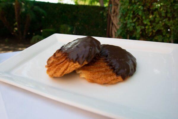 Coconut Macaroon cookie