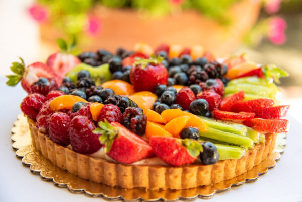 Assorted Fruit Tart