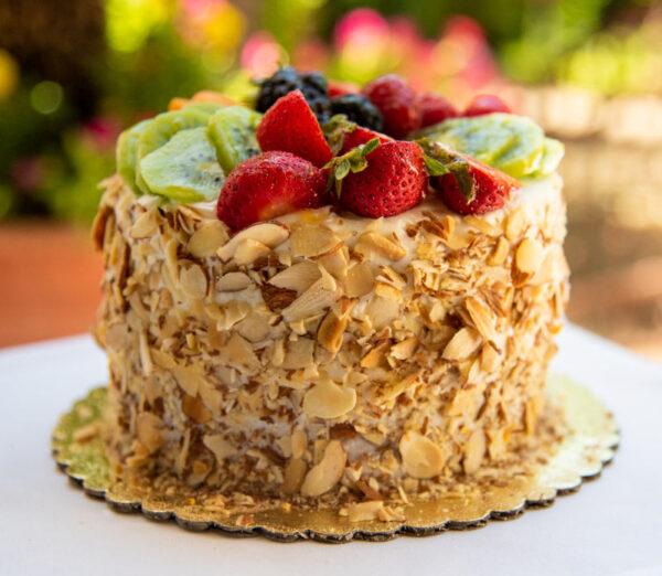 Summer's Best Mini Cake