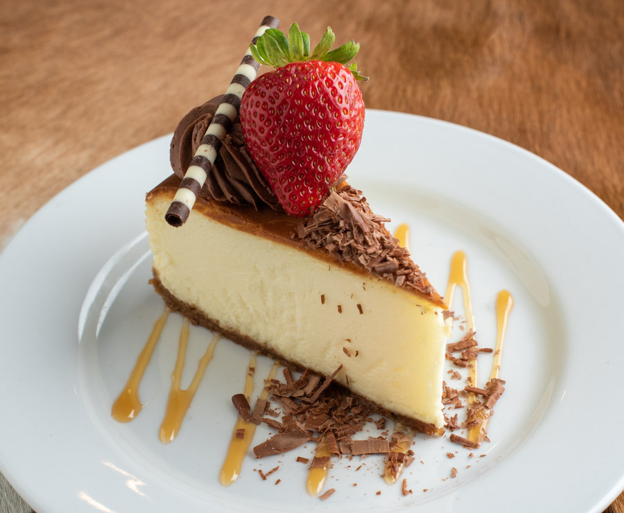 Traditional New York Style Cheesecake
